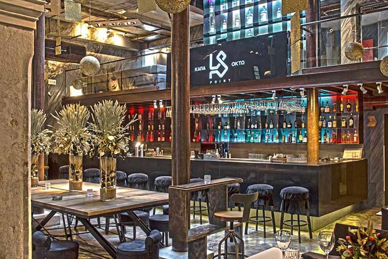رستوران های پلاکا در آتن