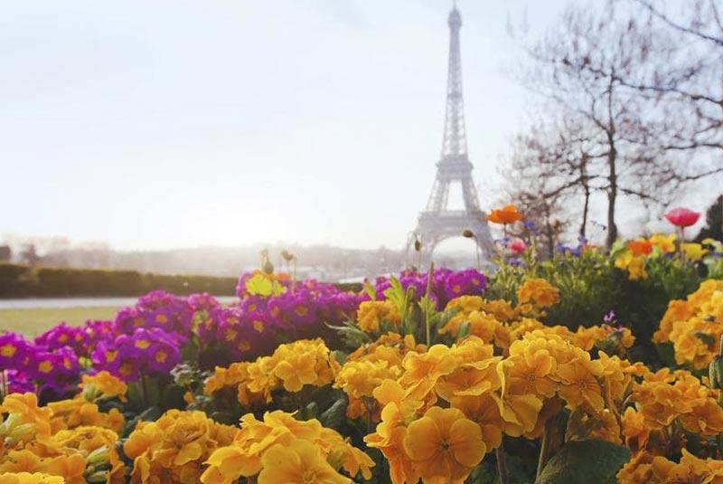 پاریس در بهار
