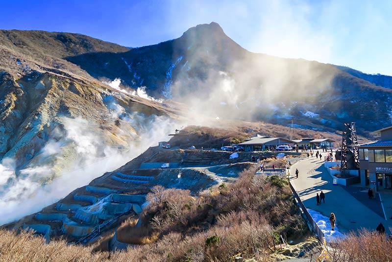 دره آتشفشانی اواکودانی