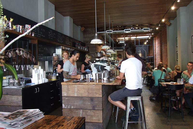 کافه های ملبورن