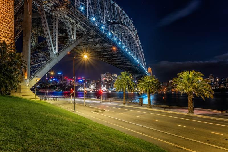 سفر انفرادی به استرالیا