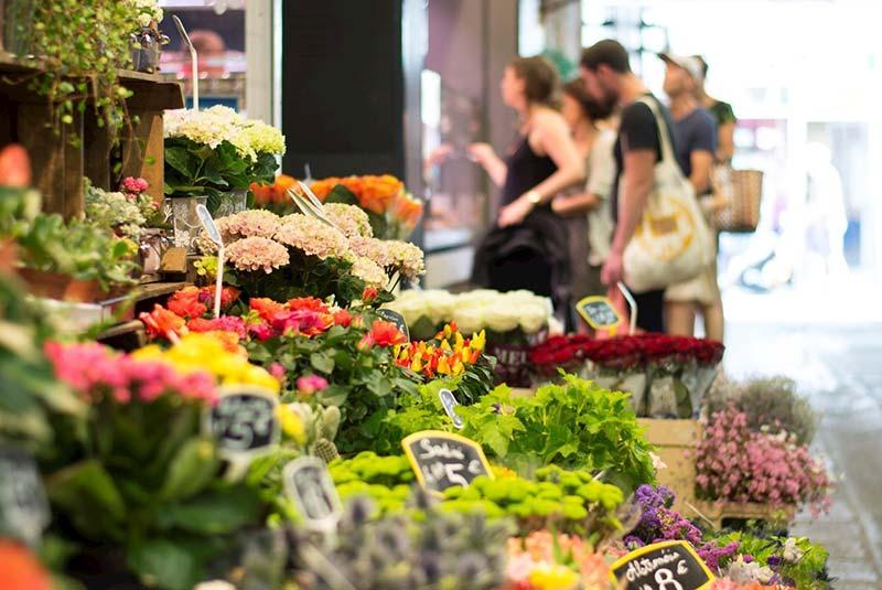 بازار پاریس