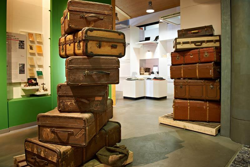 موزه مهاجرت بالینستات