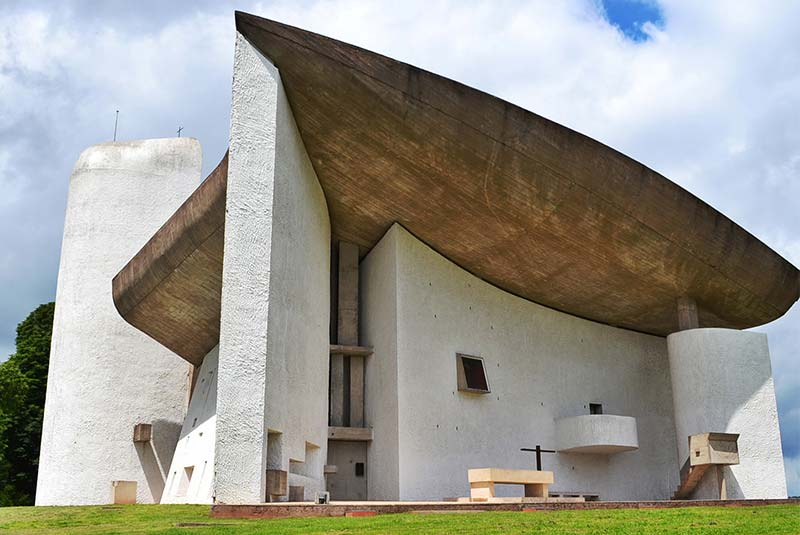 معماری لوکوربوزیه