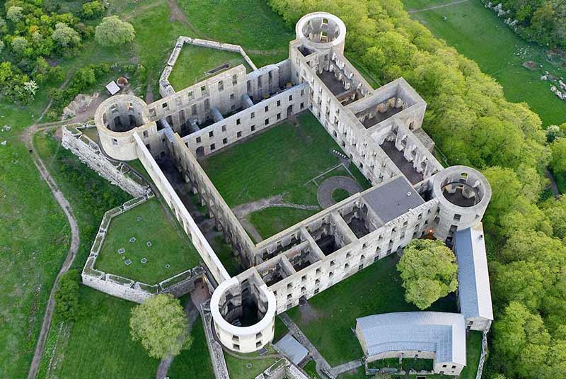 قلعه بوریهولم