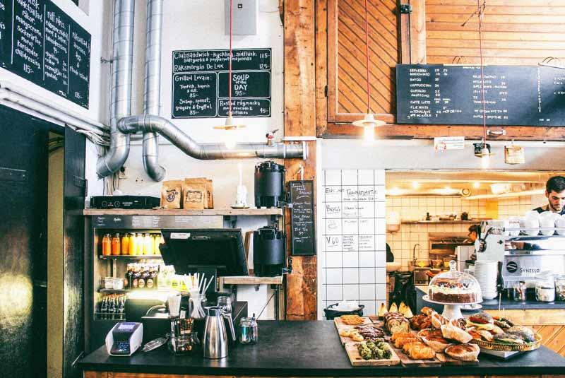 کافه های استکهلم