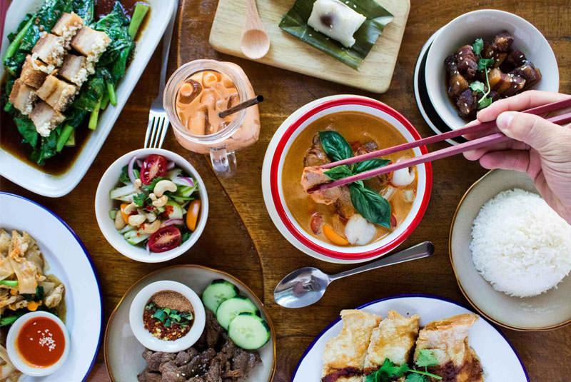 رستوران تایلندی رد پتیت