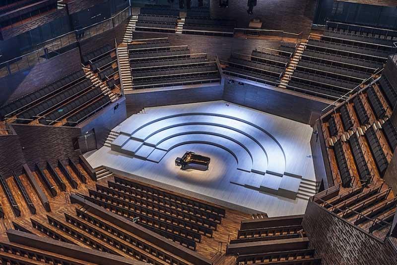 مرکز موسیقی هلسینکی