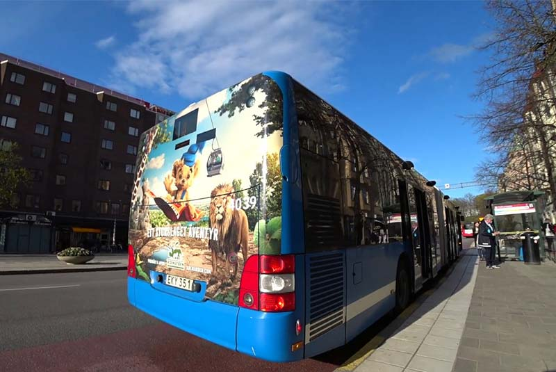 سفر به استکهلم