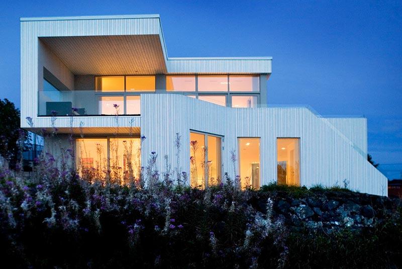 معماری نروژ