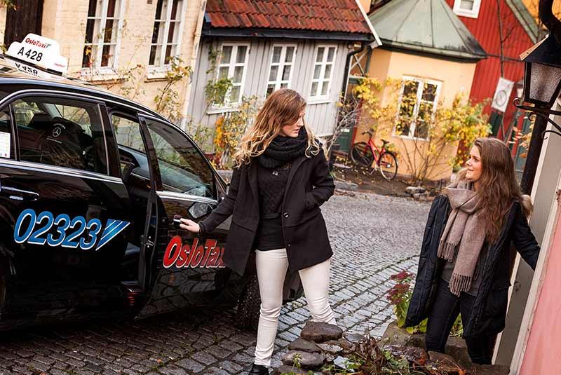تاکسی نروژ