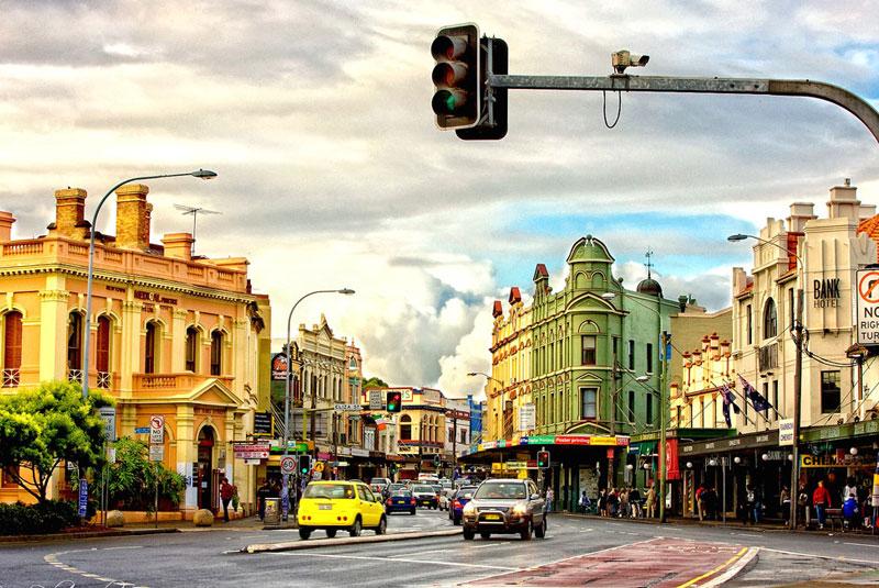 نیوتاون سیدنی