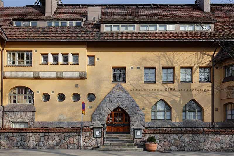 معماری هلسینکی
