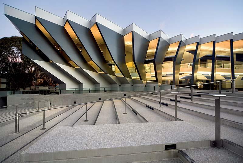 معماری ملبورن