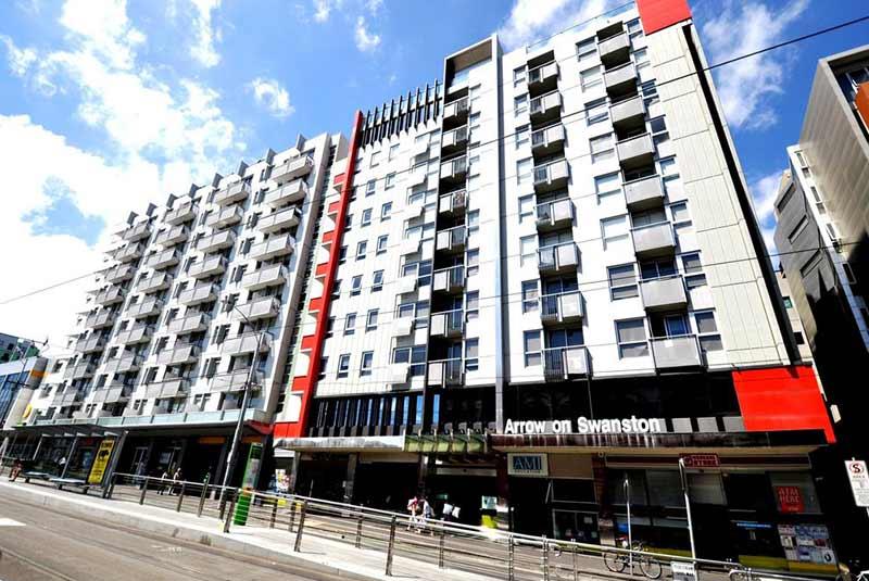 هتل ارزان ملبورن
