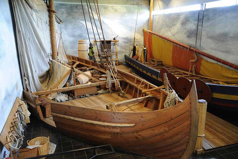 کشتی وایکینگ دانمارک