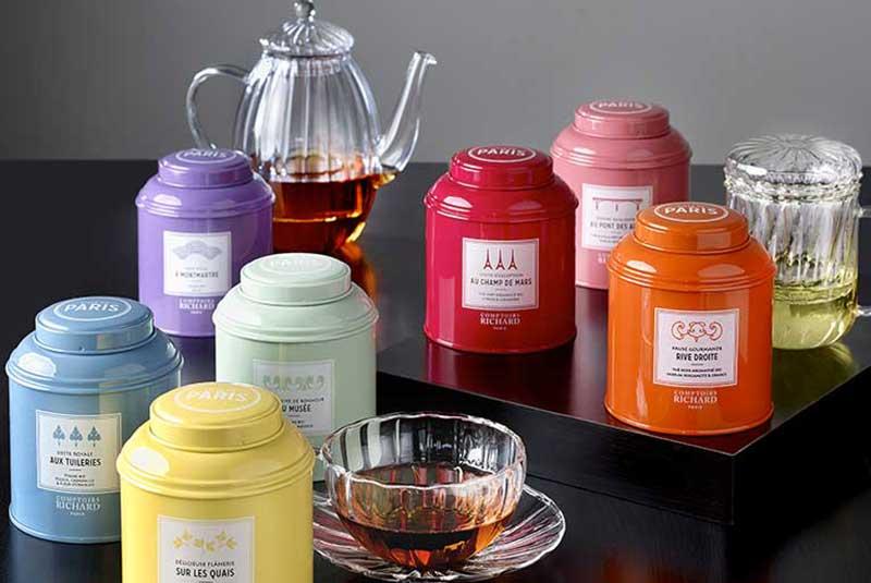 چای پاریسی