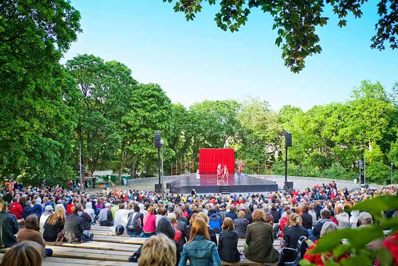 پارک تئاتر استکهلم