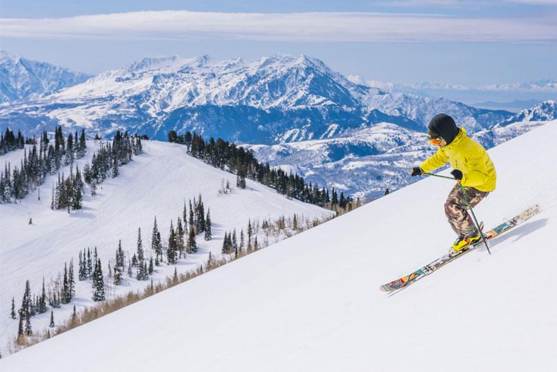 اسکی در فرانسه