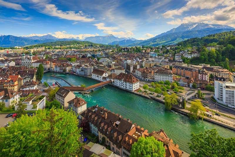 لوسرن، سوئیس