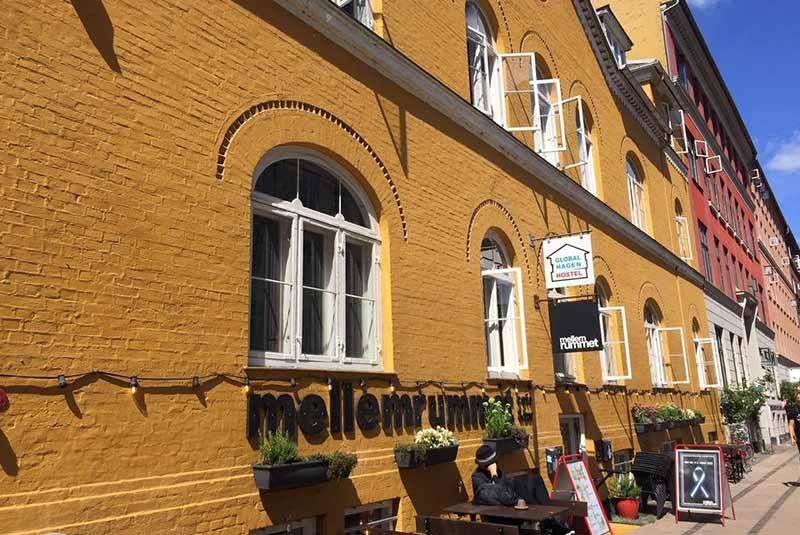 هاستل های کپنهاگ