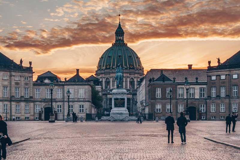 کاخ املینبورگ کپنهاگ