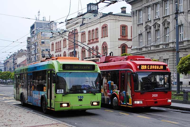 حمل و نقل بلگراد