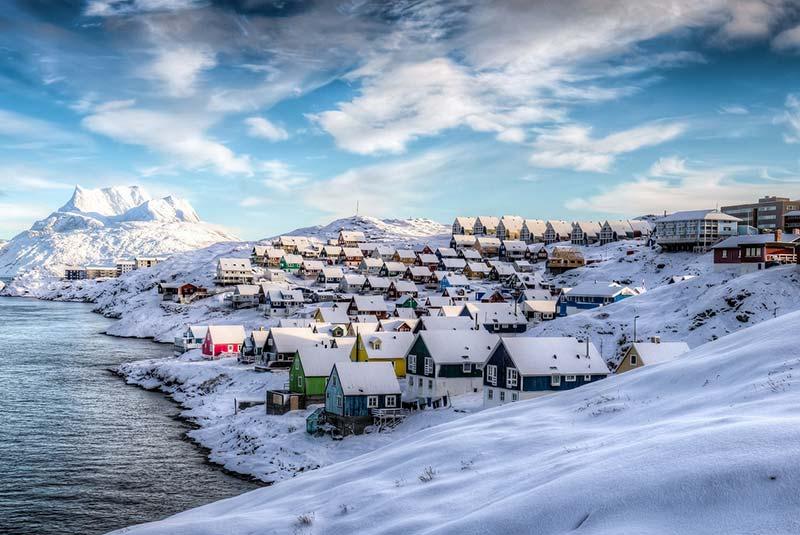 زمستان دانمارک
