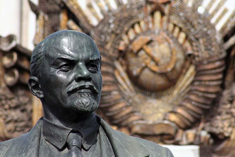 مقبر لنین در مسکو