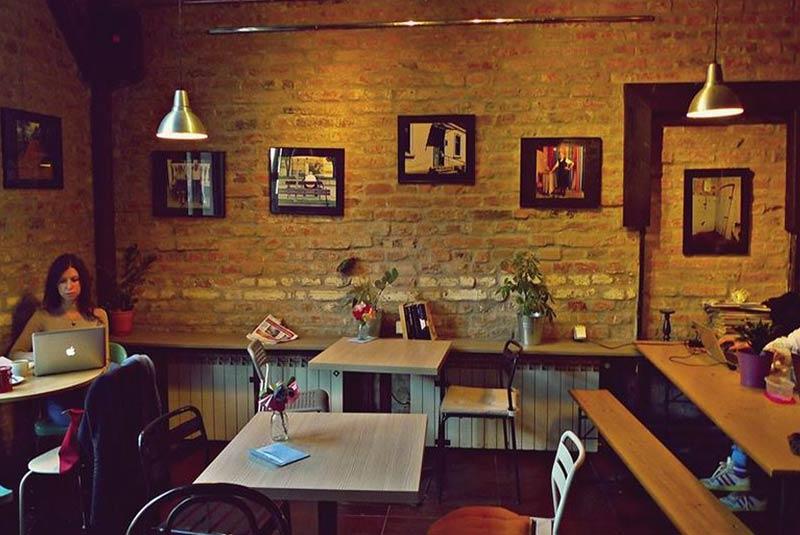 کافه های بلگراد
