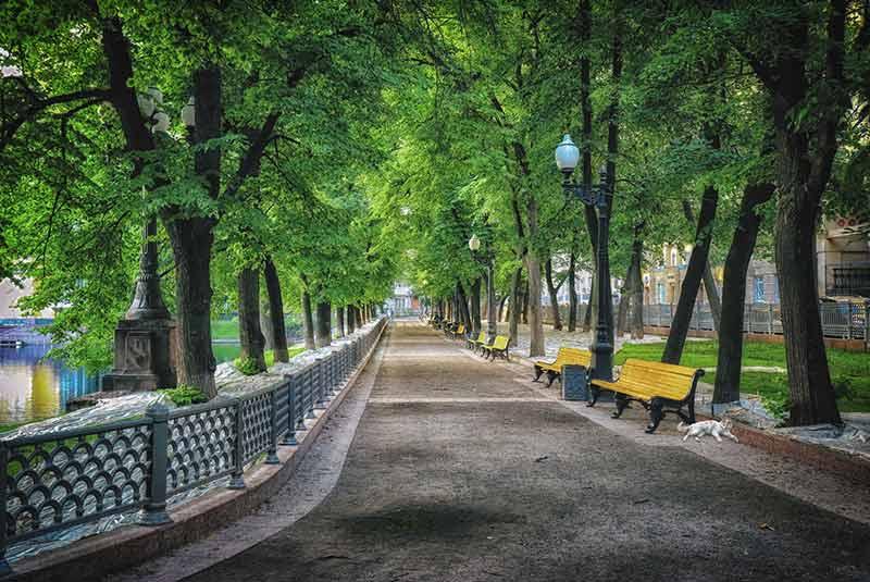 خیابان تورسکایا