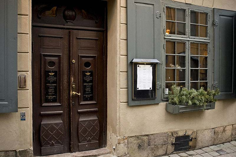 رستوران استکهلم