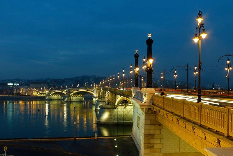 پل مارگیت بوداپست
