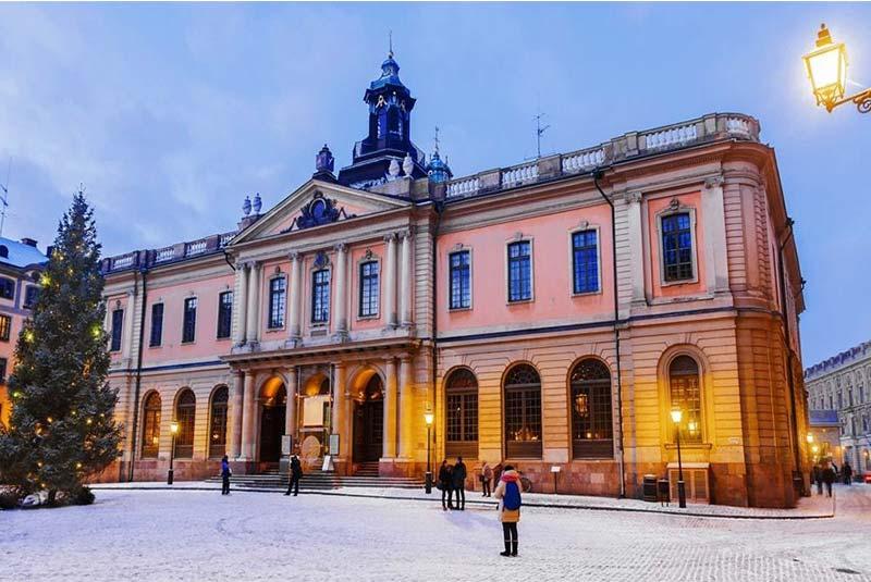 ساختمان بورس استکهلم