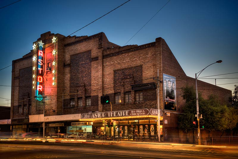 تئاتر ملبورن