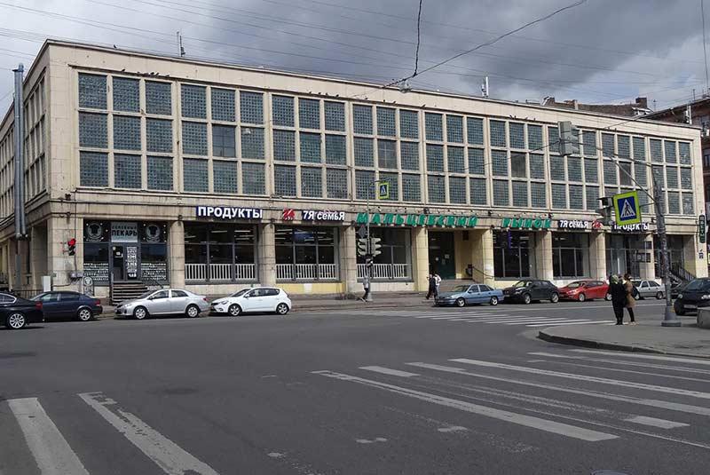 بازار سن پترزبورگ