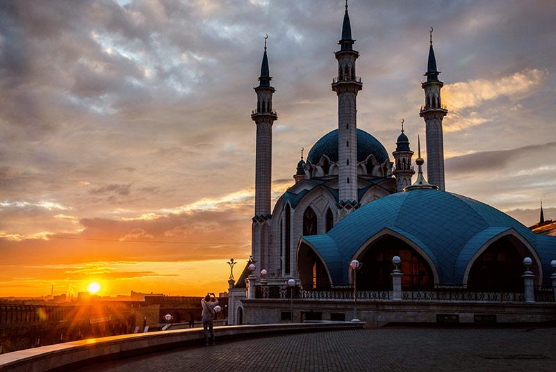 مسجد قل شریف