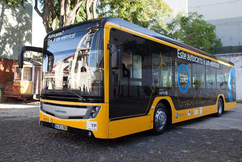 سفر با اتوبوس در پرتغال