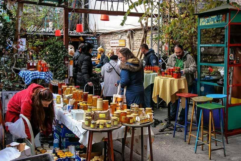 بازار بوداپست