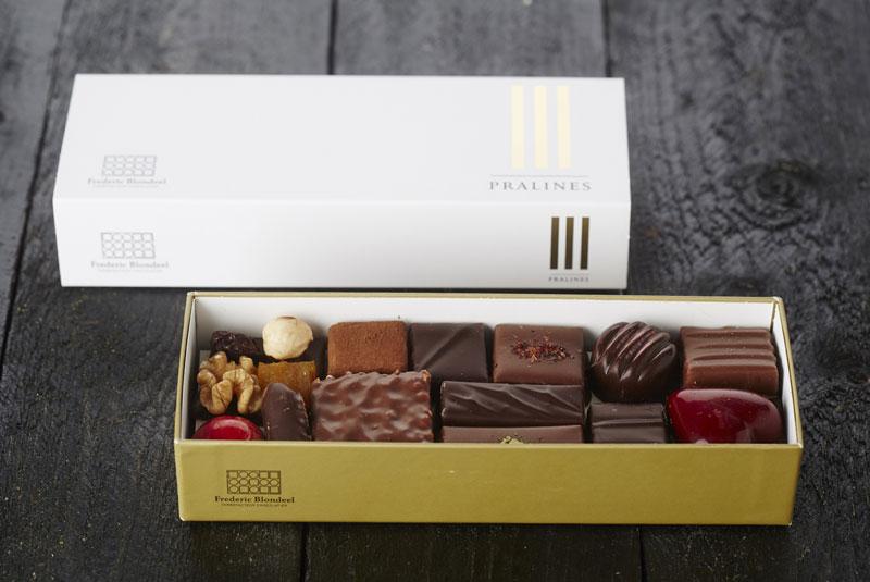 بهترین شکلات های بروکسل