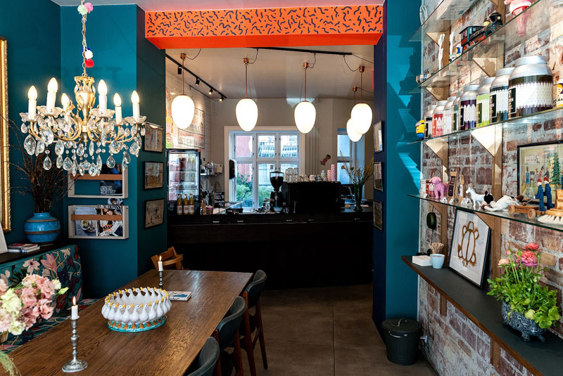 کافه های کپنهاگ