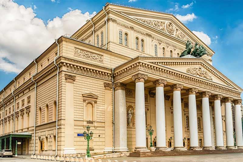 تئاتر بولشوی مسکو