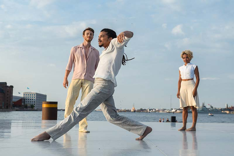 رقص تابستانه کپنهاگ