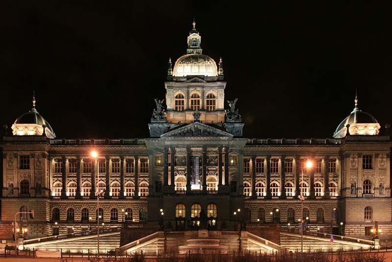 موزه ملی پراگ