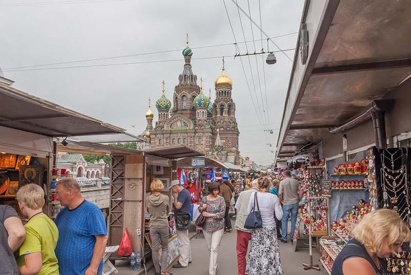 بازارهای سن پترزبورگ