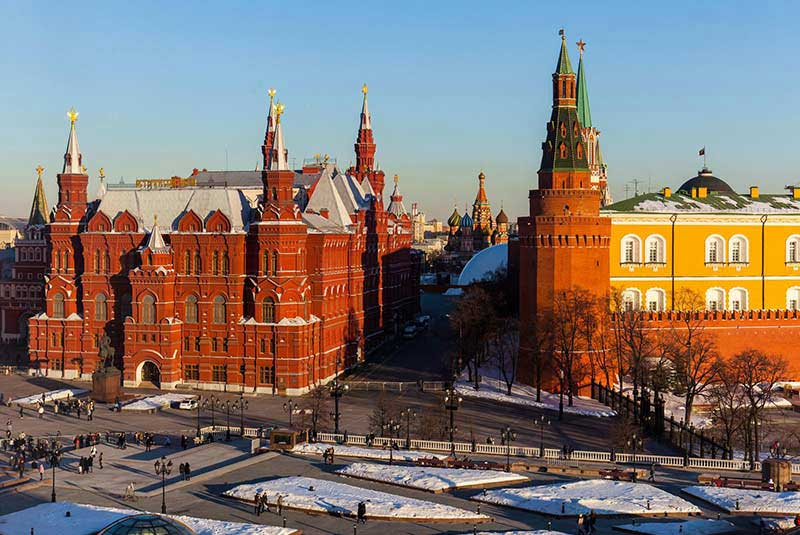 اشتباهات سفر به مسکو