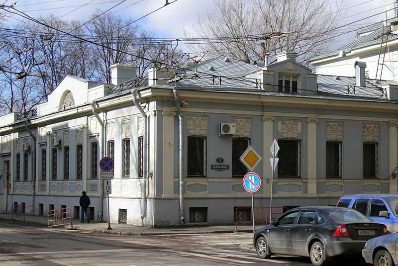 سفارت تونس در مسکو