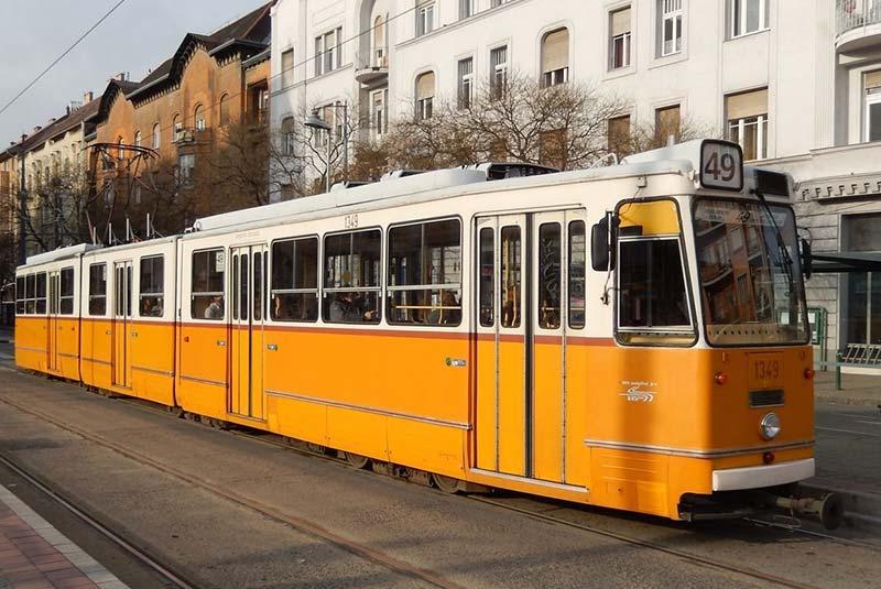 حمل و نقل بوداپست