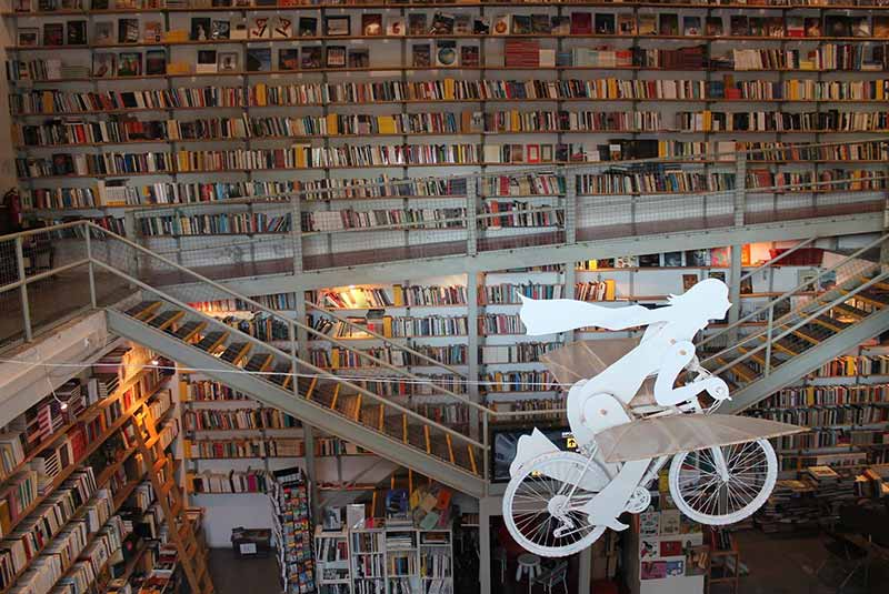 کتابفروشی لیسبون