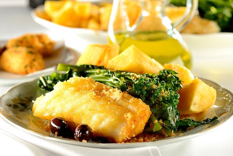 غذاهای سنتی پورتو